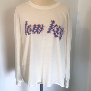 C & C California Low Key T-shirt NWT Large